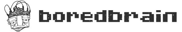 Boredbrain Music Logo