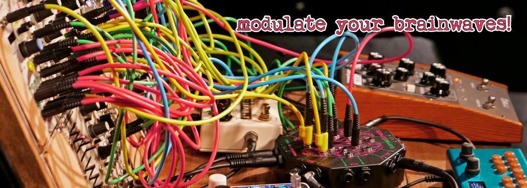 Modulate Your Brainwaves!
